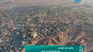صبايا الخير | رجل الأعمال علاء الكحكي يتبرع على الهواء بمساعدات عينية لصالح ضحايا سيول رأس غارب