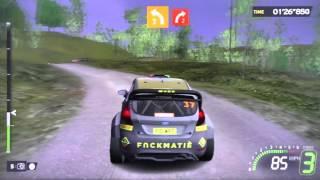 PS Vita First Look: WRC 5