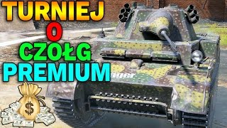 TURNIEJ 3vs3 O CZOŁG PREMIUM - Strv S1 - World of Tanks