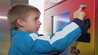 ブタの貯金箱のデジタル化、スイスの子どもが楽しくお金の勉強