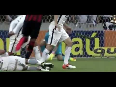 Atlético PR 2 x 0 Corinthians Melhores Momentos   Brasileirão 2016