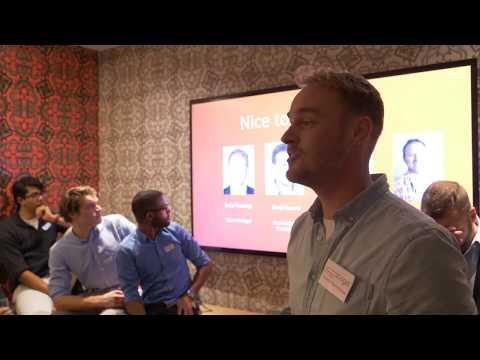 Oogstonline.nl at Amsterdam Tech Job Fair, 29th November 2017