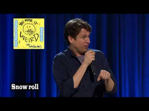 You Made It Weird with Pete Holmes YMIW336 - Reggie Watts