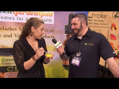 weedtvcom presents alternative cannabis perspective with green garden gold at champs las vegas - Green Garden Gold