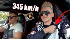 Plimbare cu Lamborghini + m-am vopsit! vlog #2