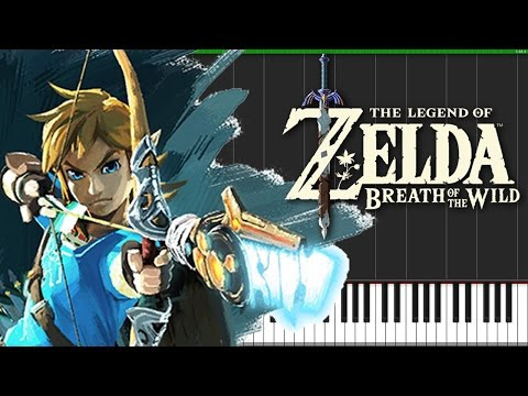 Story Trailer Theme - The Legend of Zelda: Breath of the Wild [Piano Tutorial] // Torby Brand