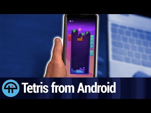 Tetris From Android