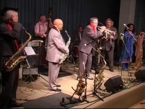 Barrelhouse Jazz Band & friends play 'CC Rider'