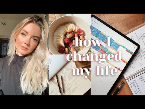 7 HABITS THAT HAVE CHANGED MY LIFE | How to improve your life, productivity & success | Nika