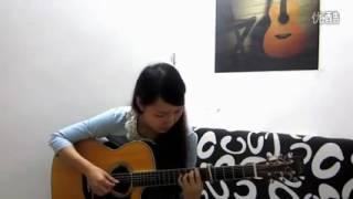 Cover Guitar nhạc phim Hoàn Châu Cách Cách