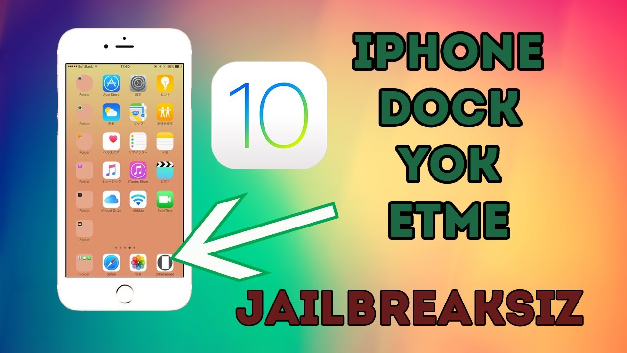iphone 6s Plus jailbreaksiz tema