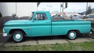 1966 Chevy Pickup For Sale (SOLD)