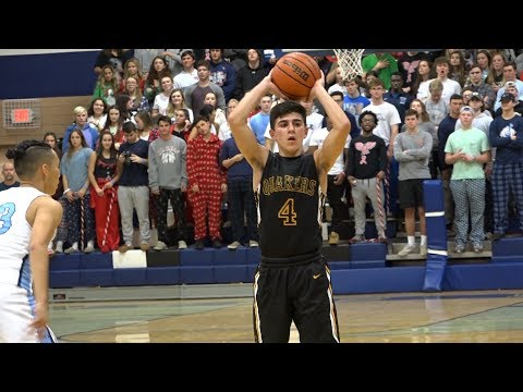 Moorestown 63 Notre Dame 48 | Jagger Zrada 22 points