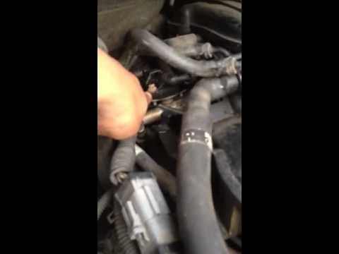 freestar fuel rail pressure sensor youtube