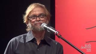 Atul Pethe reads Jayant Pawar's Statement
