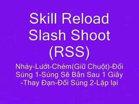 Skill In Pro Gunz Viet Nam
