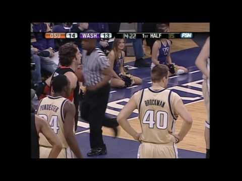 Men's Basketball: OSU vs UW 01/27/2007