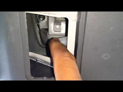 How to fix your Nissan armada rear door lock when it gets jammed