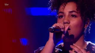 "Watch Ruti Olajugbagbe stun with "" Dreams"" by the cranberries. / the voice UK 2018 winner. Video"