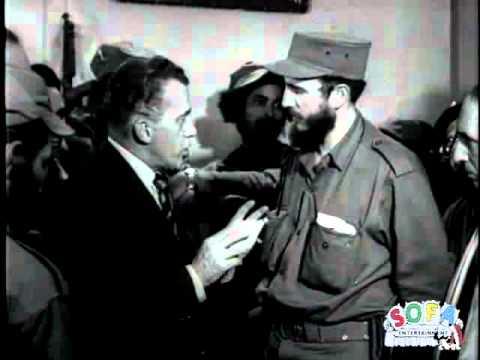 Fidel Castro Interview on Ed Sullivan 1959