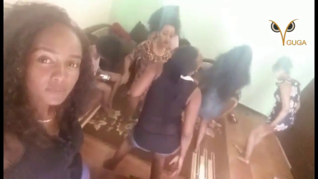 Home Made Twerk By Ethiopian Girls 2018