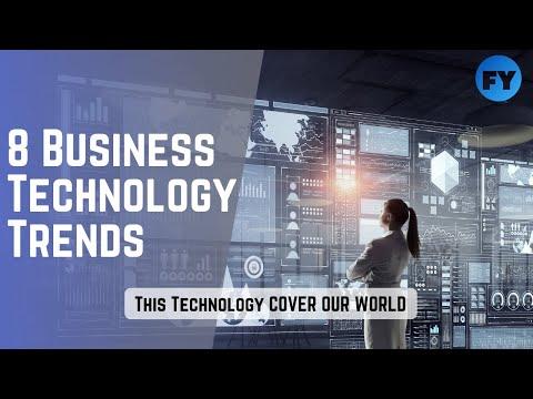 8 Business Technology