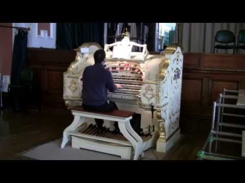 Wurlitzer Organs - a miscellany by Chris Lawton