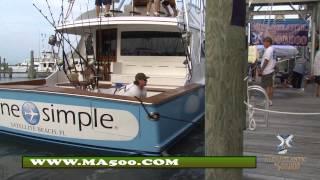 ''Mid-Atlantic 500 - 2013'' - 'Day 2 Scales' - Sunset Marina
