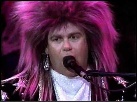 Elton John - Sad Songs Say So Much (Live in Sydney with Melbourne Symphony Orchestra 1986) HD