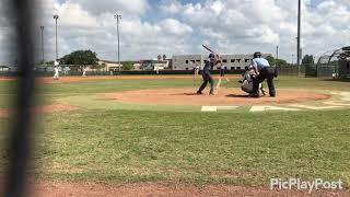 Adrian Valdes LHP 2022 Flanagan JV Baseball Vs Mater Lakes