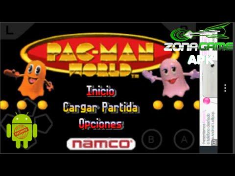 PAC-MAN WORLD 1 Y 2 PARA ANDROID