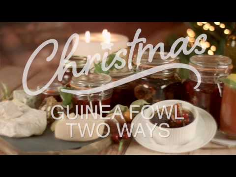 Guinea Fowl Two Ways