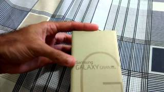 Unboxing Galaxy Gran Prime Duos SM-G531H/DL