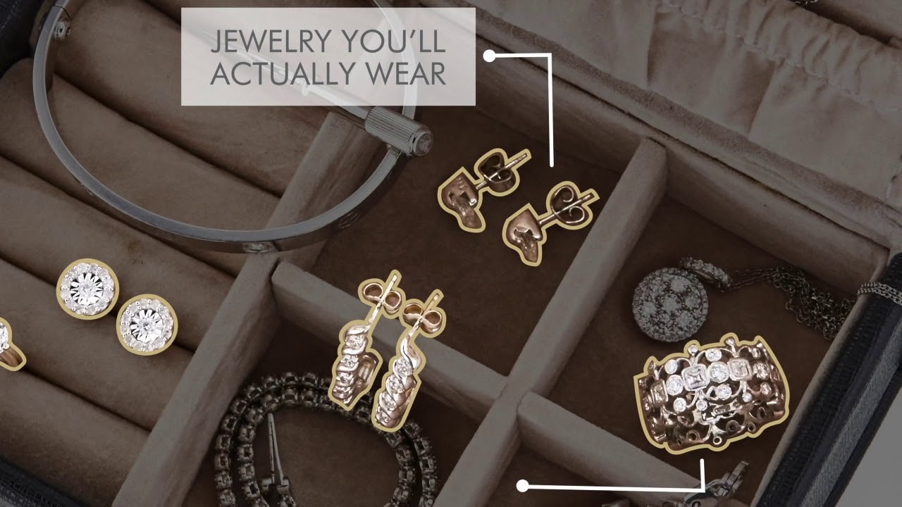 Sell Jewelry For The Best Possible Price | Secured and Insured | Worthy