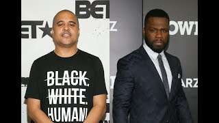 50 Cent Says He's Going To Take Over BET & Get Irv Gotti's Show Dropped From The Network
