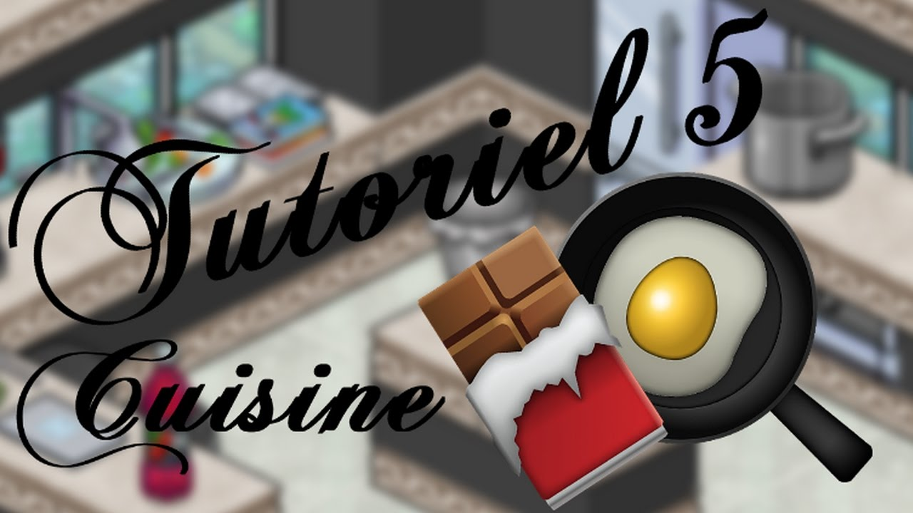 Tutoriel 5 cuisine youtube for Wibbo me