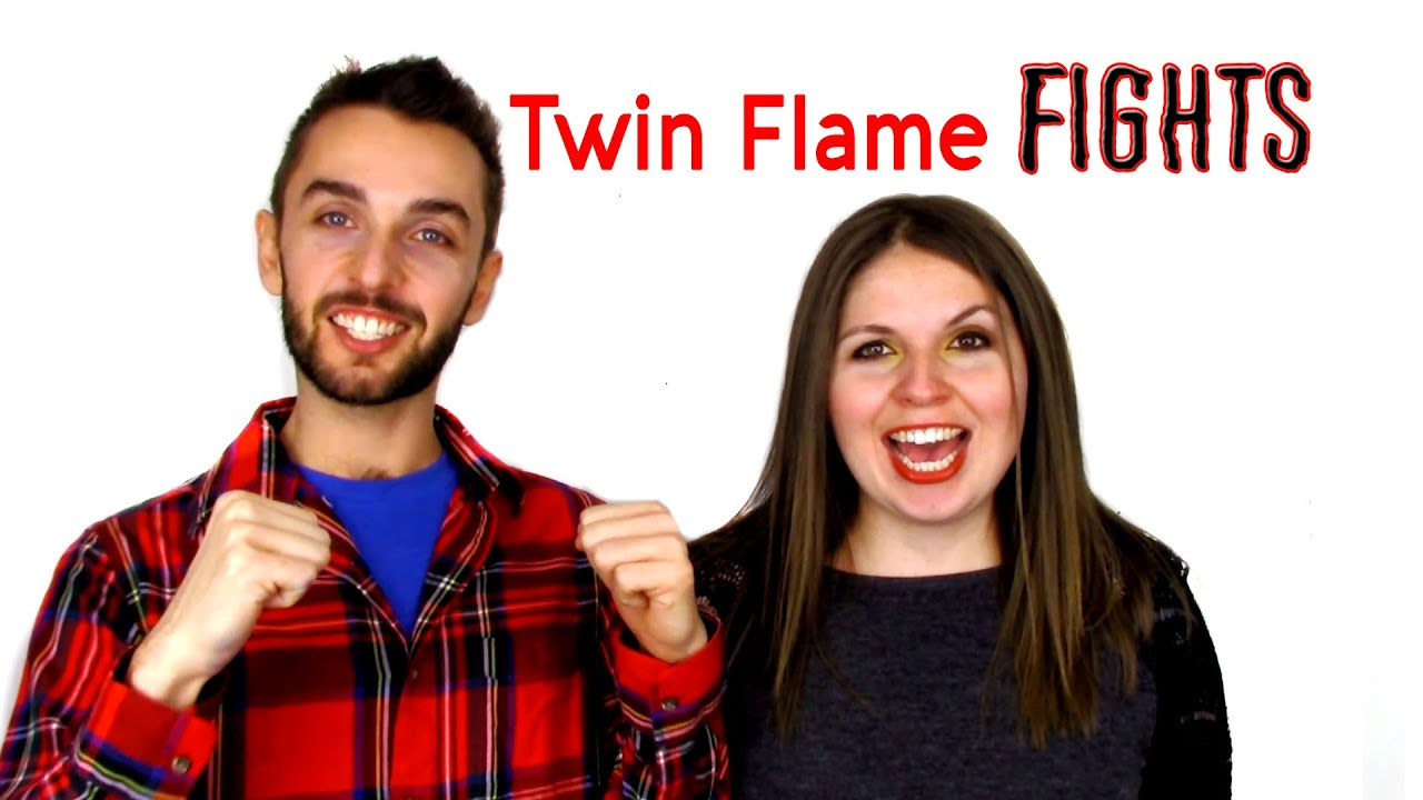 TWIN FLAME FIGHTS ~ Do Twin Flames Fight or Argue? - YouTube