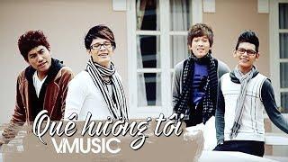 Gambar cover Quê Hương Tôi - V.Music (Official MV)