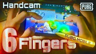 『PUBGM』iPhone + 6finger gyro handcam hi…