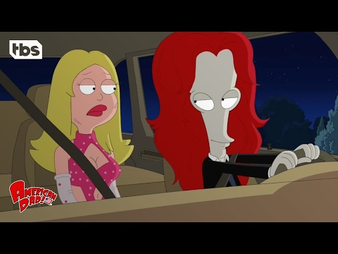 Haven't Been Entirely Truthful | American Dad | TBS