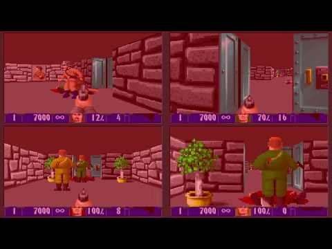 SplitWolf mod for Wolfenstein 3D - Mod DB