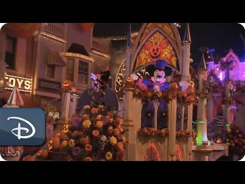Halloween Time Returns to the Disneyland Resort September 13 - October 31; Mickey's Halloween Party Expanding to 13 Nights
