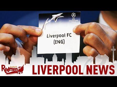 Liverpool Get Sevilla! | Champions League Draw 2017/18 Reaction
