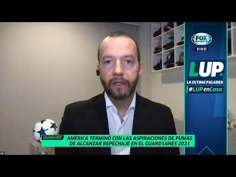 """Alex Blanco: """"Gabriel Torres demuestra que no es jugador de Pumas"""""""