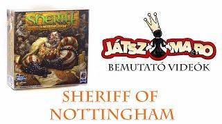 Sheriff of Nottingham bemutató