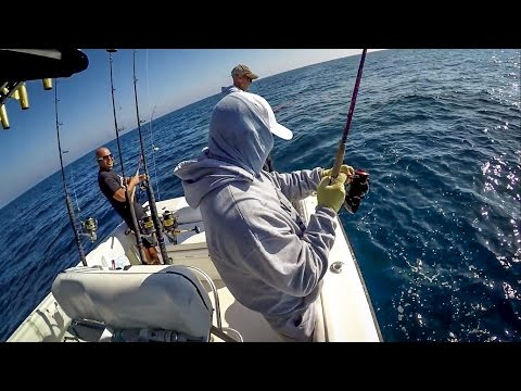 20 Miles Offshore Fishing With Unreel Fishing Charters