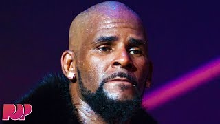 R. Kelly Trained 14-Year-Old Girl As 'Sex Pet', Says Ex-Girlfriend