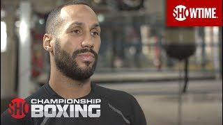 James DeGale on Boxing Career | SHOWTIME Boxing