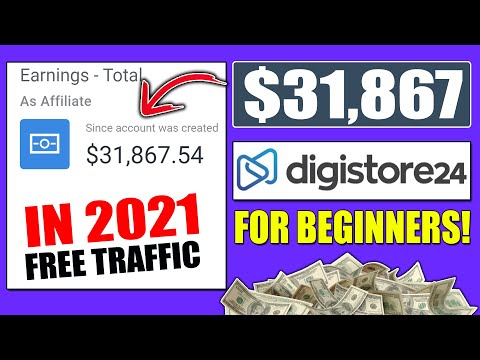 Digistore24 Affiliate Marketing - $31,000 Made This Year With Free Traffic (Anyone Can Do This)