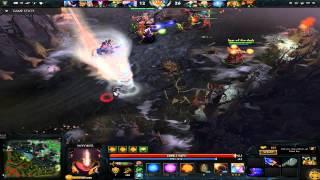 hydra Invoker Rampage @Valve matchmaking